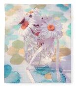 Bonheur En Pot 03 - S02a Fleece Blanket