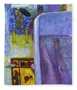 bonnard44 Pierre Bonnard Fleece Blanket