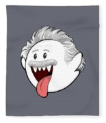 Boo-stein Fleece Blanket
