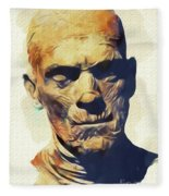 Boris Karloff, The Mummy Fleece Blanket