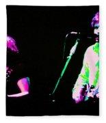 Grateful Dead - Born Cross Eyed Fleece Blanket