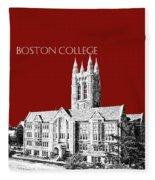 Boston College - Maroon Fleece Blanket