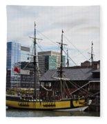 Boston Tea Party 14bos045 Fleece Blanket