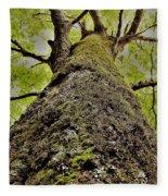 Botanical Behemoth Fleece Blanket