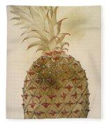 Botany: Pineapple, 1585 Fleece Blanket