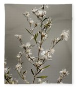Botswana Wildflower  Fleece Blanket