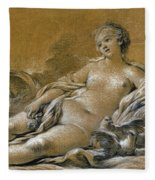 Boucher: Venus Fleece Blanket