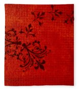 Boudoir One Fleece Blanket