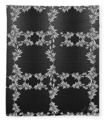 Bough Grid Fleece Blanket