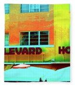 Boulevard Fleece Blanket