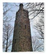 Bowman's Hill Tower Fleece Blanket