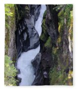 Box Canyon  Fleece Blanket