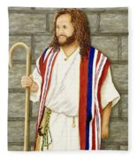 Boy David Fleece Blanket