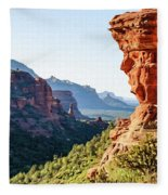 Boynton Canyon 04-321 Fleece Blanket