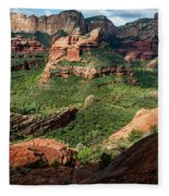 Boynton Canyon 05-942 Fleece Blanket