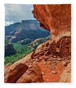 Boynton Canyon 08-174 Fleece Blanket