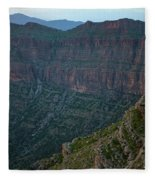 Bradost Mountain Fleece Blanket
