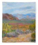 Bradshaws, West Of Phoenix Fleece Blanket