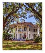 Bragg Mitchell House In Mobile Alabama Fleece Blanket