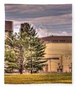 Braidwood Reactor 1 Fleece Blanket