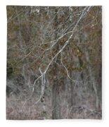 Branches Fleece Blanket