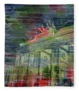 Brandenburg Brilliance Fleece Blanket