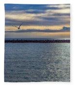 Break Water Fleece Blanket