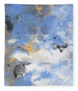 Breaking Storm Fleece Blanket