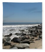 Breakwaters Fleece Blanket