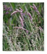 Breezy Summer 3 Fleece Blanket