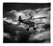 Breitling Walker 1 Fleece Blanket
