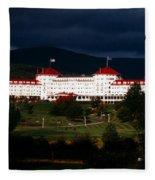 Bretton Woods Fleece Blanket