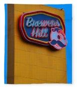 Brewers Hill Retro Fleece Blanket
