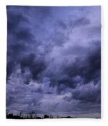Brewing Storm Fleece Blanket