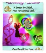 Brian Exton Symphony Of Love  Bigstock 164301632   2991949  231488  12779828 Fleece Blanket