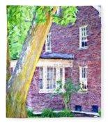 Brick House Three Fleece Blanket