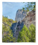 Bridalveil Fall Fleece Blanket