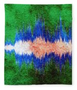 10297 Bridge Over Troubled Waters By Simon And Garfunkel With Title Fleece Blanket