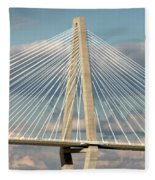 Bridge Fleece Blanket