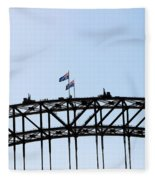 Bridge Walk Fleece Blanket