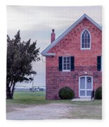 Bridgetown Historical United Methodist Church Fleece Blanket