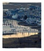 Brigantine Dawn Fleece Blanket
