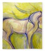 Bright Dancer Fleece Blanket