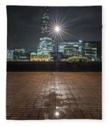 Bright Light Fleece Blanket