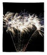 Bright Lights Fleece Blanket
