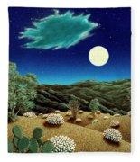 Bright Night Fleece Blanket