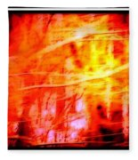 Brightness Hope And Glory Fleece Blanket