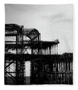 Brighton 2 Fleece Blanket