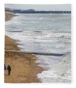 Brighton Shore Fleece Blanket