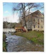Brightwell's Mill 3 Fleece Blanket